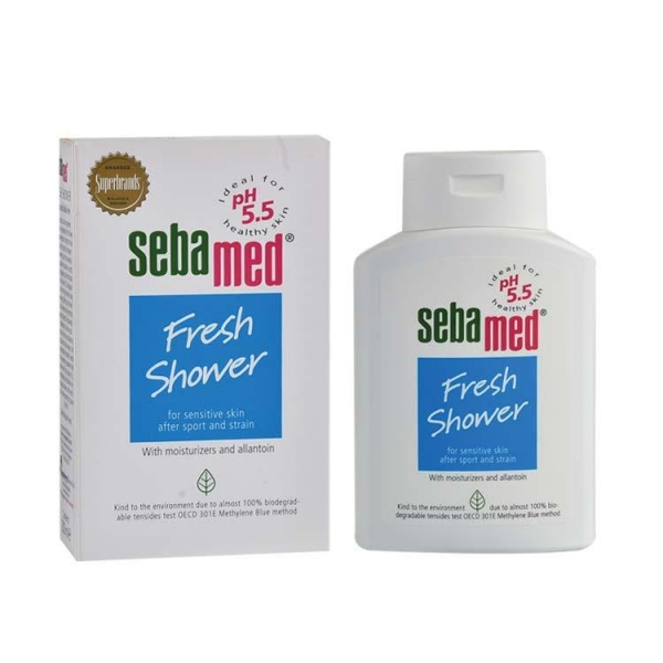 sebamed shower 200 ml