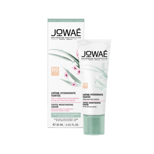 jowae crema idratante colorata 30ml